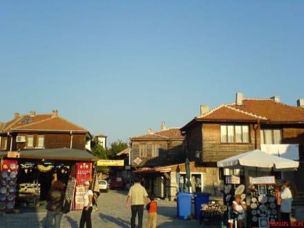Alt-Nessebar - Altstadt Nessebar