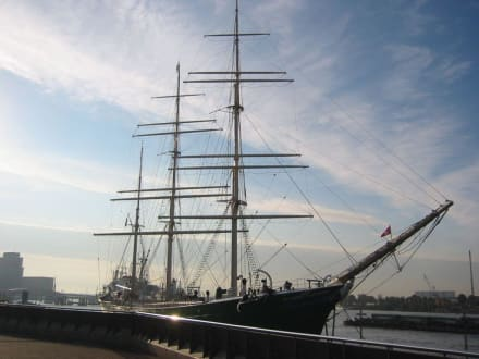 Rickmer Rickmer´s - Hafen Hamburg