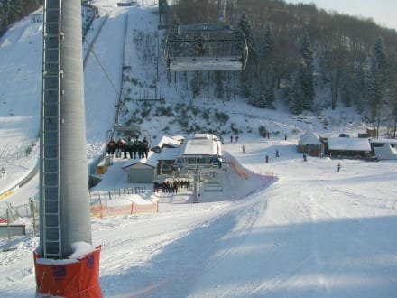 Flutlichthang - Skigebiet Winterberg
