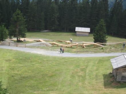 Bikepark - Bikepark Serfaus-Fiss-Ladis