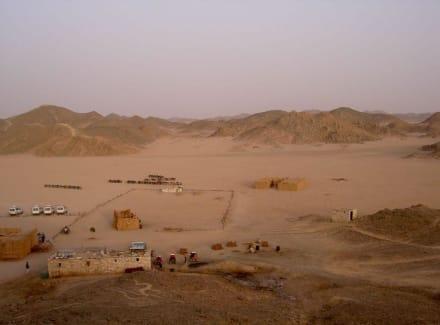 Beduinendorf - Wüstentour Hurghada