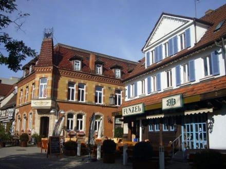 Am Wettbachplatz - Altstadt Sindelfingen