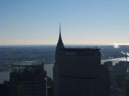 Rockefeller Center, Top of the Rock - Rockefeller Center