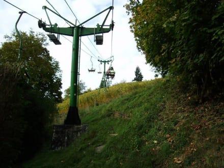 """Sesselbahn zum """"Vierseenblick"""" bei Boppard - Vierseenblick"""