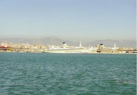 Palma de Mallorca/ Hafen - Hafen Palma de Mallorca