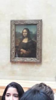 Mona Lisa - Louvre