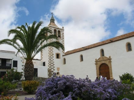 Kirche in Betancuria - Kirche Santa Maria de Betancuria