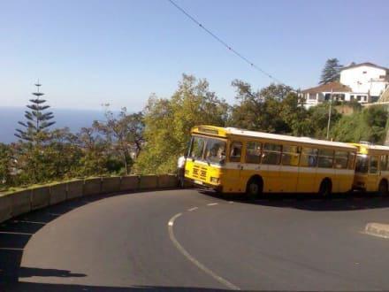 Buslinie Funchal - Monte - Wallfahrtskirche Nossa Senhora do Monte