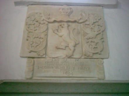 Familienwappen - Domus Della Rocca-Barozzi - Venezianisches Museum
