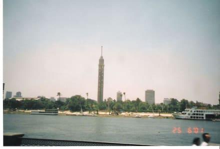 Kairo - Cairo Tower