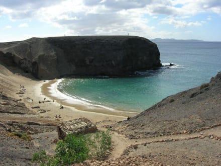 Strand/Küste/Hafen - Playa de Papagayo