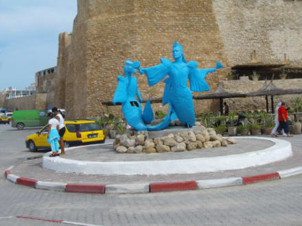 Denkmal - Medina