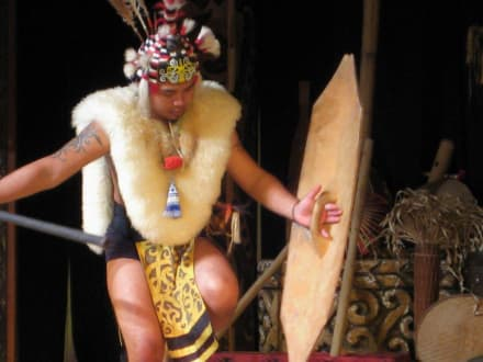 Krieger - Sarawak Cultural Village