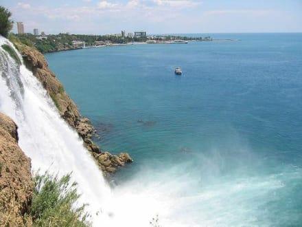 Was für ein Wasserfall - Unterer Düden Wasserfall / Karpuzkaldiran Şelalesi