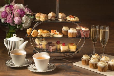 Pacific Marketplace - Afternoon Tea -