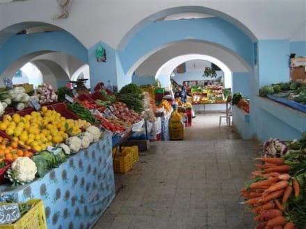 Obst und Gemüse - Markt
