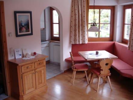 Wohnbereich - Sonnenhof Genusshotel & Appartements