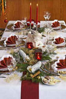 Weihnachtstisch dekoriert bild hotel sonnengarten in bad w rishofen bayern deutschland - Weihnachtstisch dekorieren ...