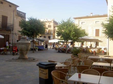 Marktplatz - Plaza Major