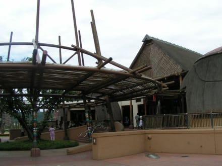 Einkaufeszentrum uShaka - Ushaka