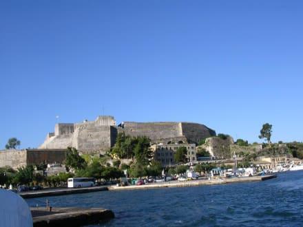Korfu-Stadt - Alte Festung / Palaió Froúrio