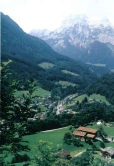 Das Bergdorf Ramsau - Soleleitungsweg