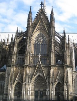 Religious sites (churches, temples, etc.) - Cologne Cathedral