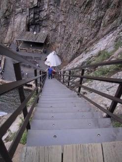 100te von Stufen - Seven Falls