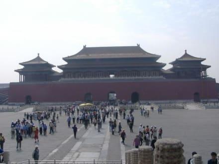 China Peking Die verbotene Stadt - Verbotene Stadt/Kaiserpalast