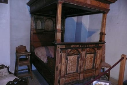 Schlafzimmer - Schloss Tratzberg