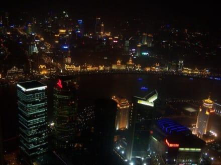 Ausblick vom Jin Mao - Jin Mao Tower
