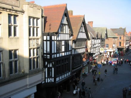 Chester Altstadt - Altstadt Chester