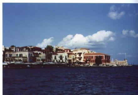 Chania-Hafen - Hafen Chania