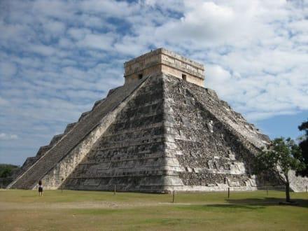 Eines der neuen Weltwunder - Ruine Chichén Itzá