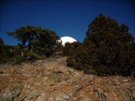 Radardom - Troodos Gebirge