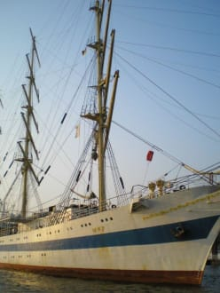 Segelschulschiff - Hafenrundfahrt Hamburg