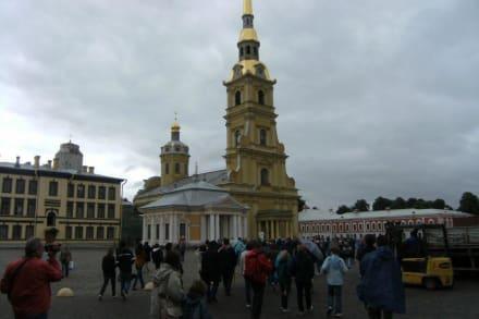 Tempel/Kirche/Grabmal - Peter & Paul Festung