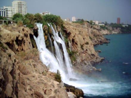 Wasserfall - Unterer Düden Wasserfall / Karpuzkaldiran Şelalesi