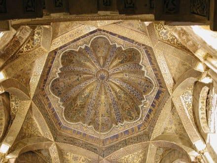 Mesquita Kuppel - Mezquita-Catedral