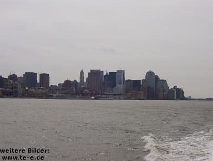 Manhattan - Financial District - Skyline