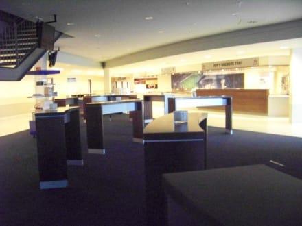 VIP Aufenthaltsraum - Volksparkstadion