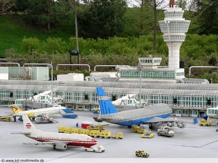 Legoland in Günzburg - Legoland