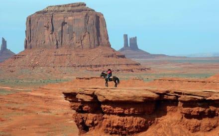 Navajo - Monument Valley Navajo Tribal Park