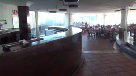 El Diablo Restaurant - Nationalpark Timanfaya (Feuerberge)