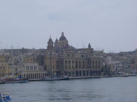 Malta Hafen - Hafen Valletta