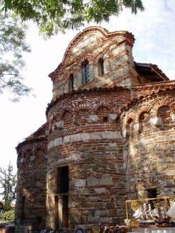 Bischofssitz - Neue Metropolitenkirche (Sveti Stefan)