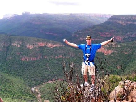 Blyde River Canyon  - Blyde River Canyon