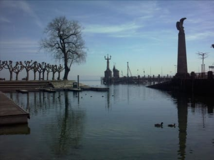 Deutschland - Konstanz - Hafen - Imperia