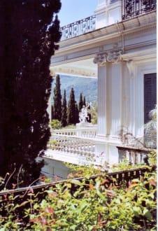 Achillion,Palast - Schloss Achilleion