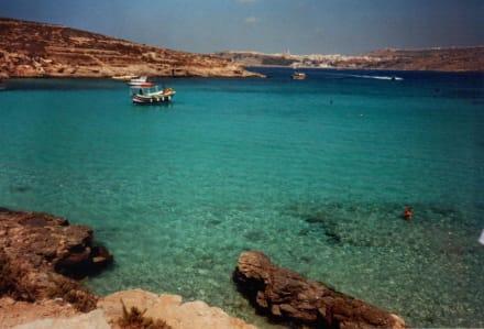 Malta Blaue Lagune - Blaue Grotte